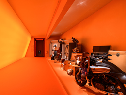 "Special Exhibition : Hermès ""Leather Forever"""